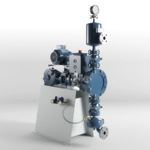 feeding pump for filter press emmerich
