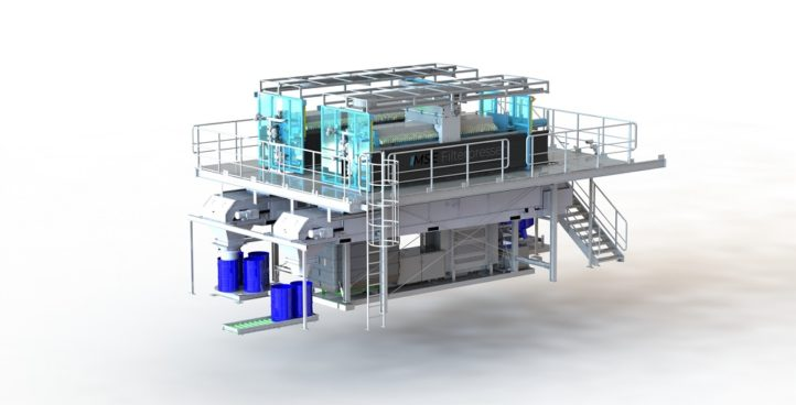 FEATURES OF A MSE FILTER PRESS