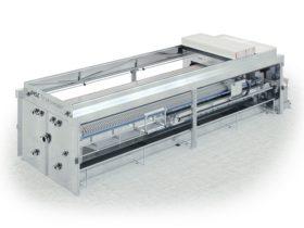 CellTRON-Light filter press - rolling doors and roof open
